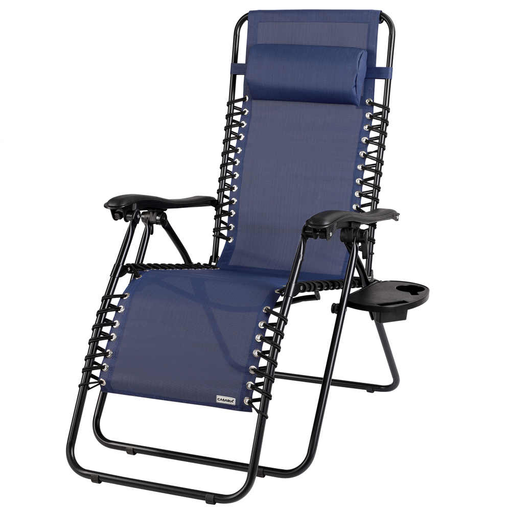 Liegestuhl Campingstuhl Gartenliege Klappstuhl Relaxliege Relaxsessel Stuhl eBay ~ 18031819_Liegestuhl Mehrfach Verstellbar