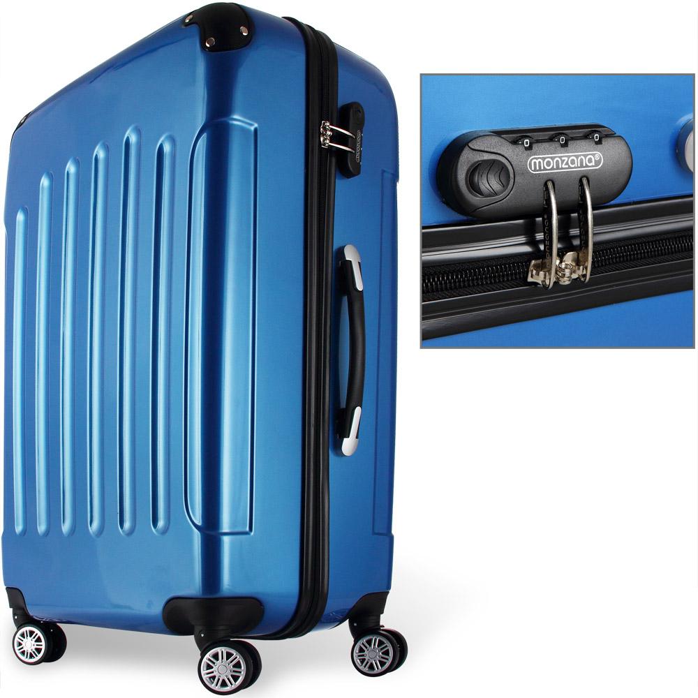 4tlg hartschalenkoffer premium beauty reisekoffer trolley. Black Bedroom Furniture Sets. Home Design Ideas