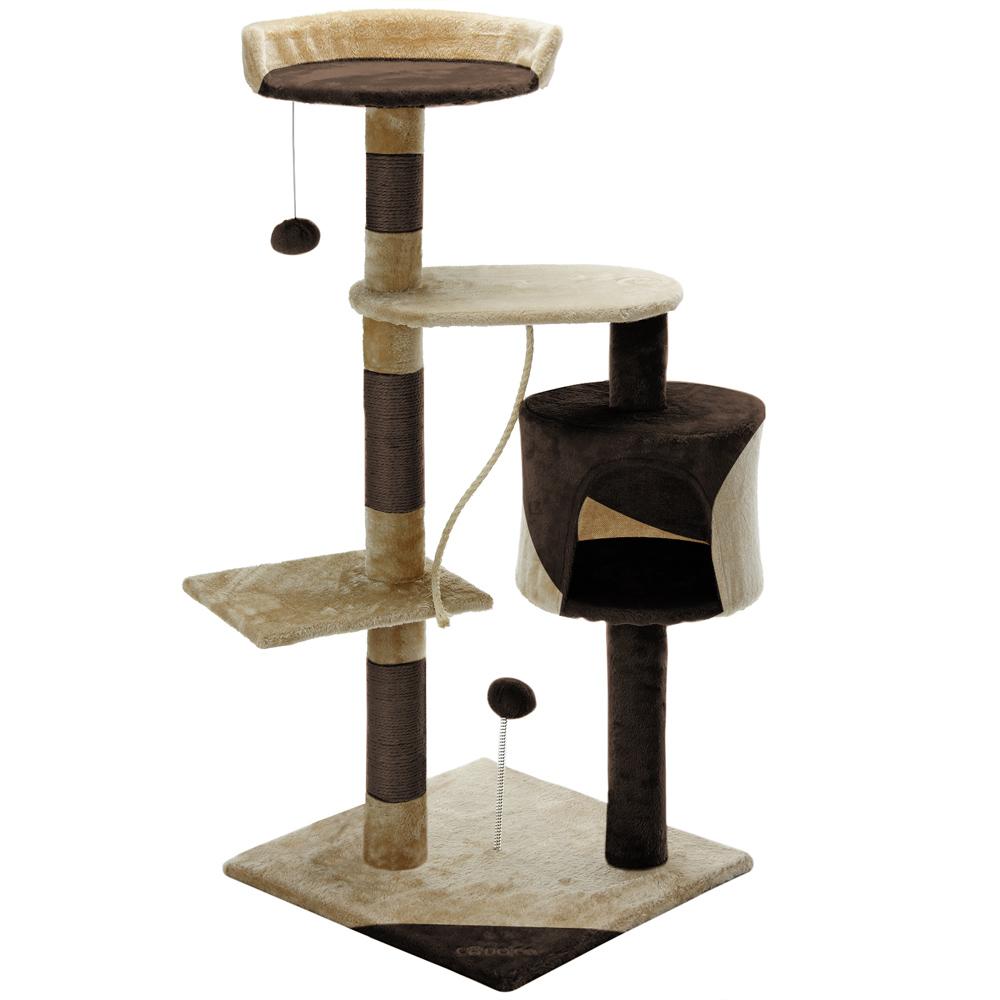kratzbaum katzenkratzbaum katzenbaum kletterbaum spielbaum. Black Bedroom Furniture Sets. Home Design Ideas
