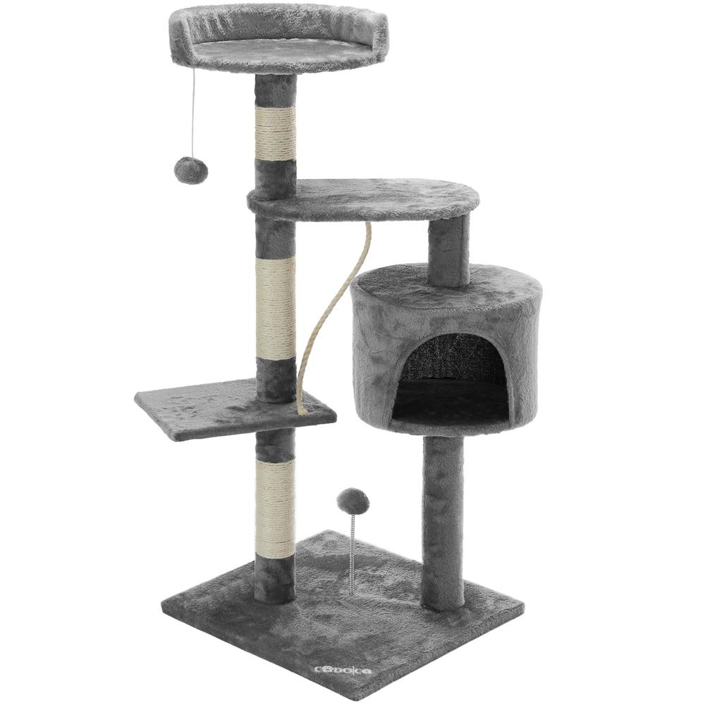cadoca kratzbaum katzenkratzbaum katzenbaum kletterbaum. Black Bedroom Furniture Sets. Home Design Ideas