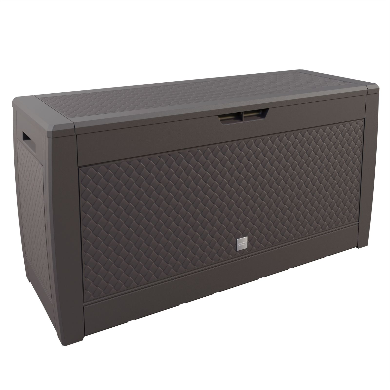 auflagenbox truhe box poly rattan gartenbox gartentruhe kissenbox kiste auflage ebay. Black Bedroom Furniture Sets. Home Design Ideas