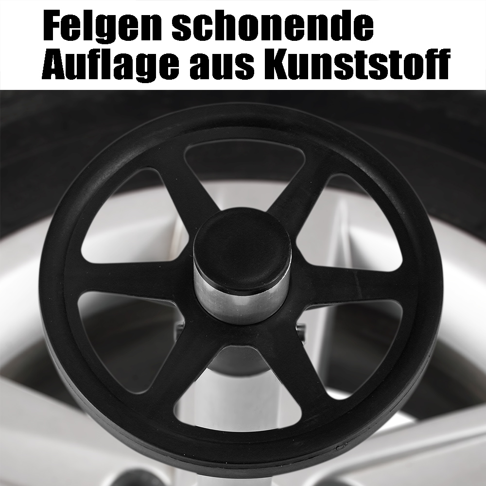 support de rangement pneus pour 4 roues compl tes max. Black Bedroom Furniture Sets. Home Design Ideas