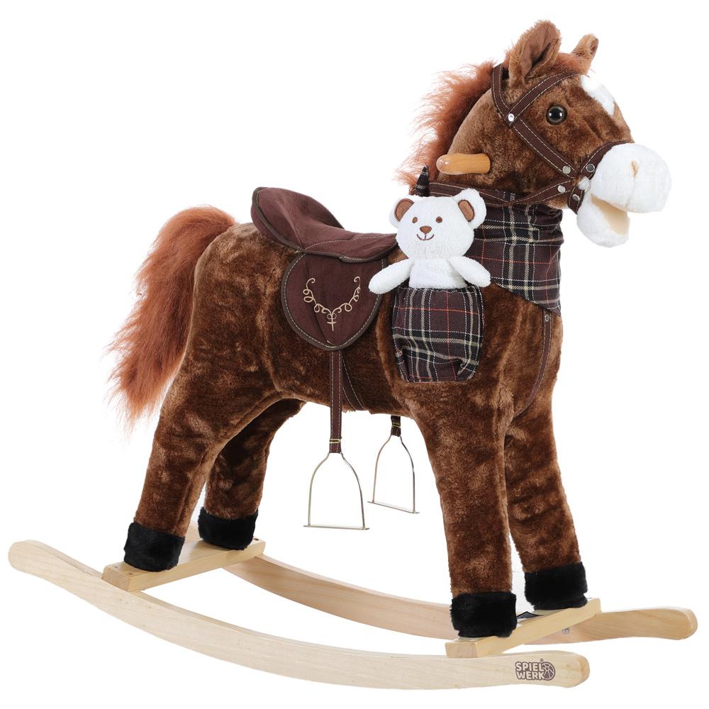 88105491 Schaukeltier Pferd
