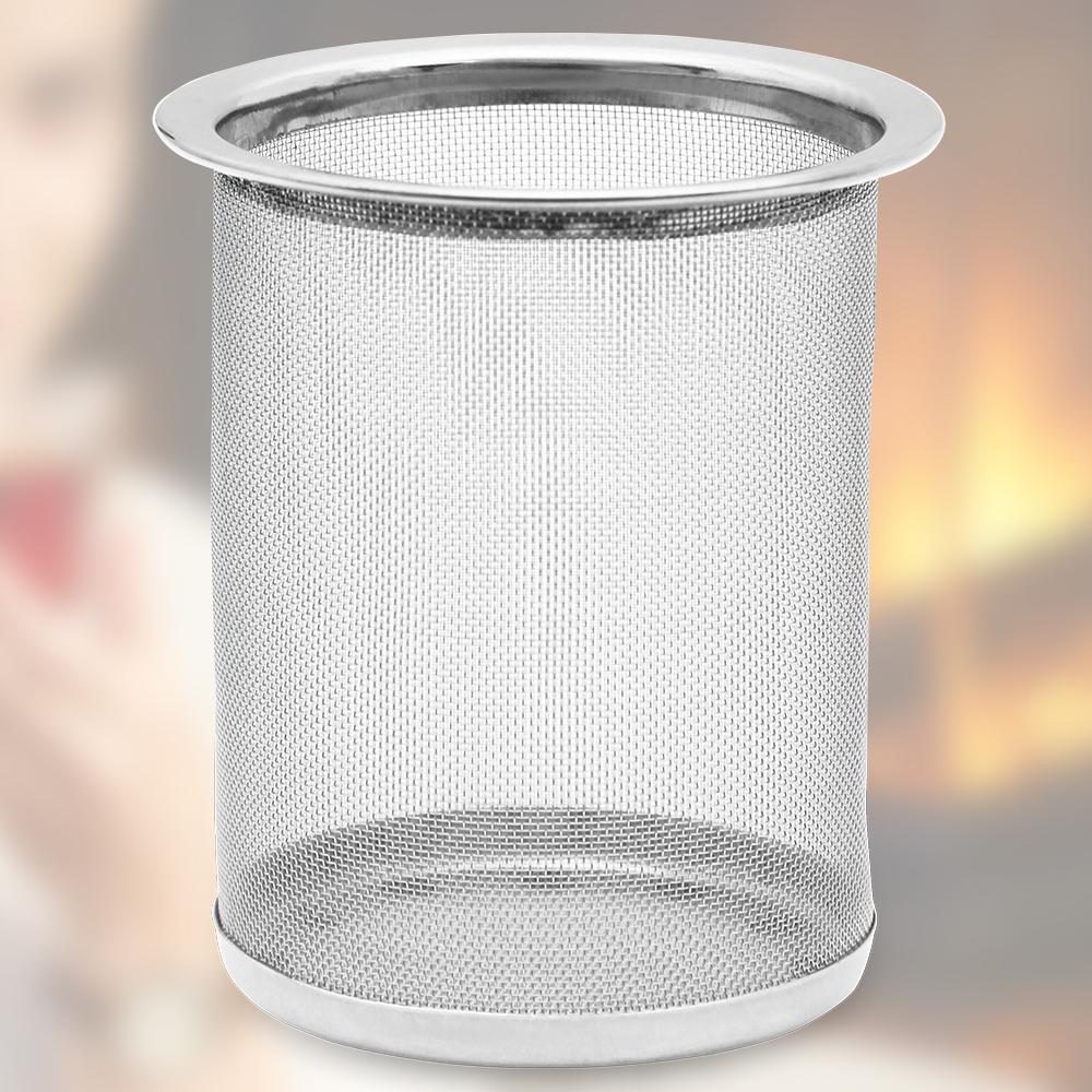 teekanne glas 1 2 l edelstahl mit sieb filter deckel kanne teebreiter glaskanne ebay. Black Bedroom Furniture Sets. Home Design Ideas