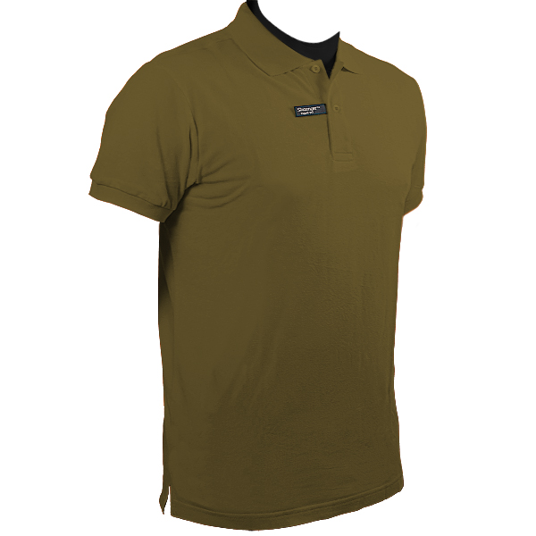 88190135 Slazenger Polo Army Green Gr. L Hemd Poloshirt
