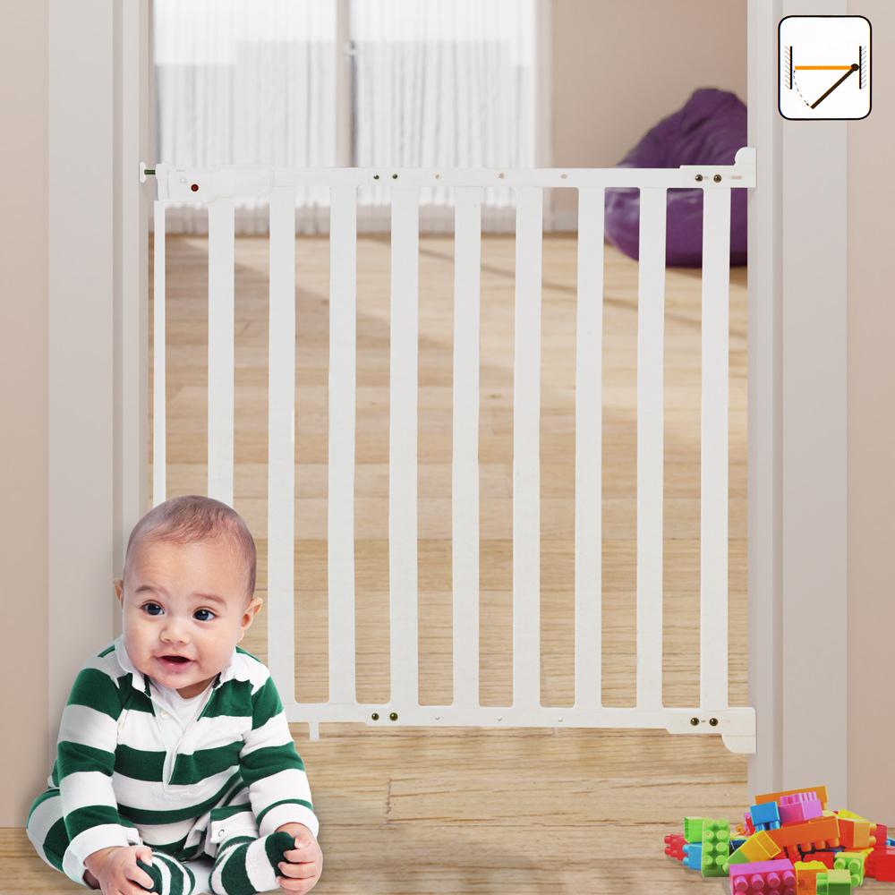 sicherheitsgitter kinderschutzgitter treppenschutzgitter. Black Bedroom Furniture Sets. Home Design Ideas