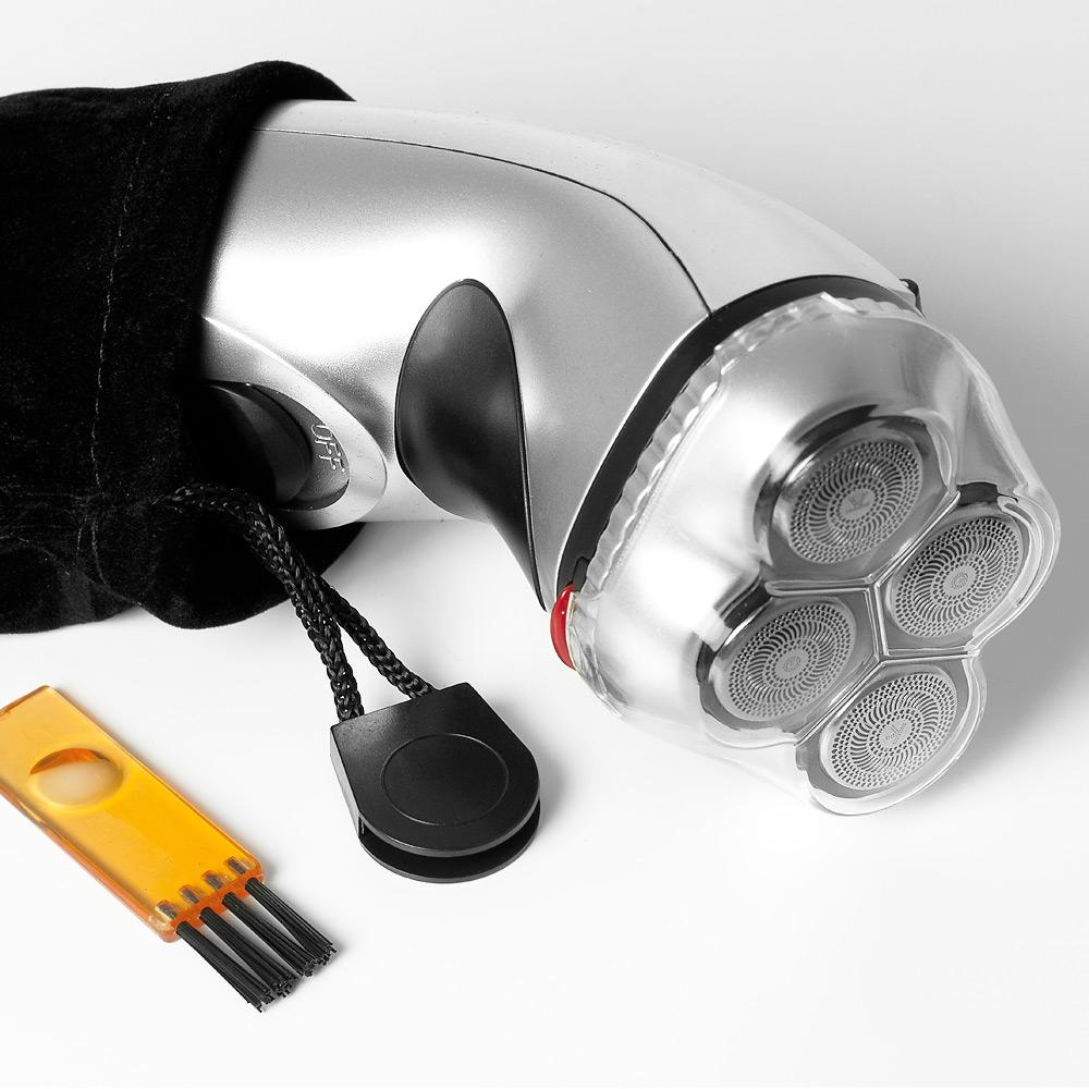 DEUBA® Akku Rasierer Rasierapparat Barttrimmer Haarschneider Bartschneider