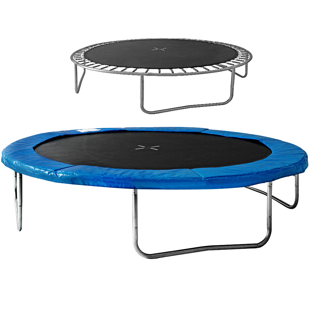 coussin de protection des ressorts pour trampoline 244cm. Black Bedroom Furniture Sets. Home Design Ideas
