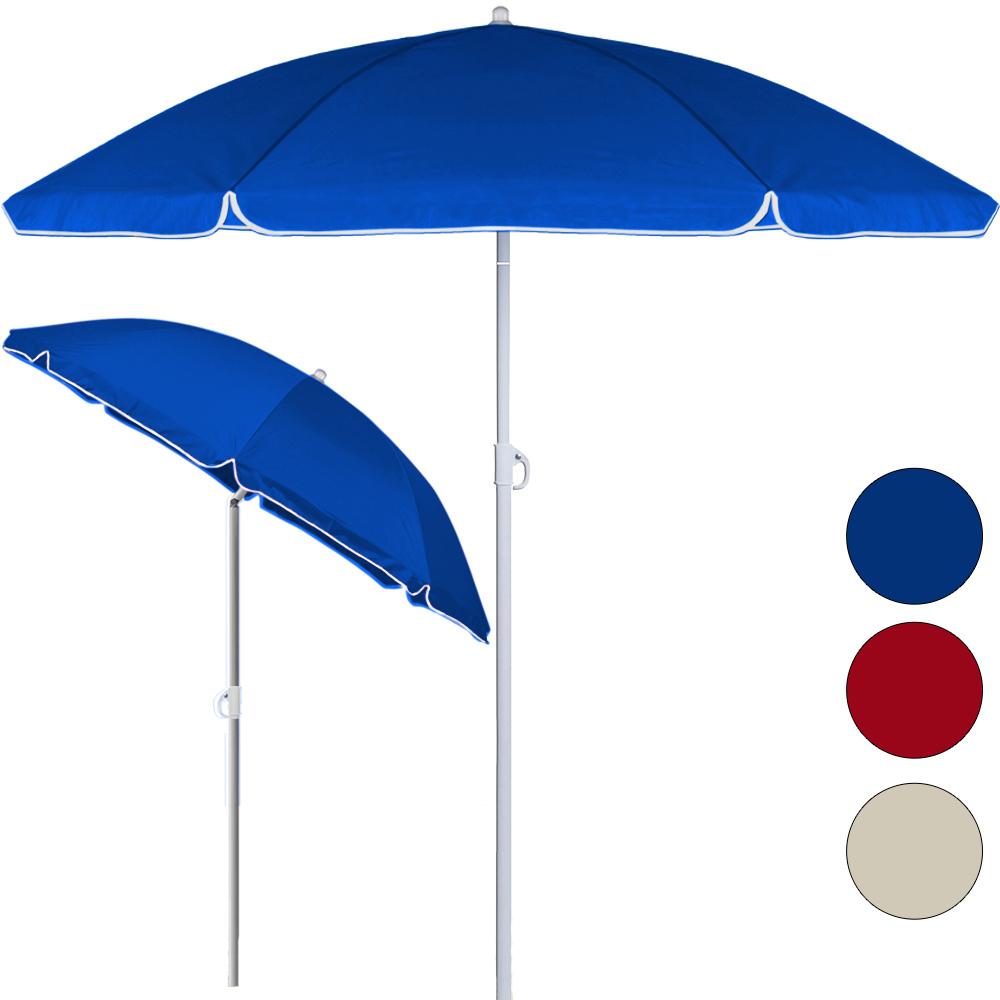 parasol xxl 350cm droit manivelle protection uv jardin ombrage soleil ebay. Black Bedroom Furniture Sets. Home Design Ideas