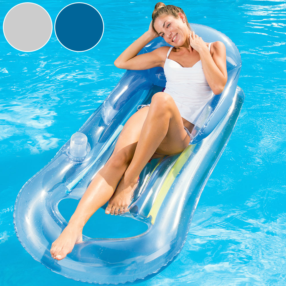 Matelas de piscine gonflable bestway bou e piscine plage for Piscine gonflable 2m
