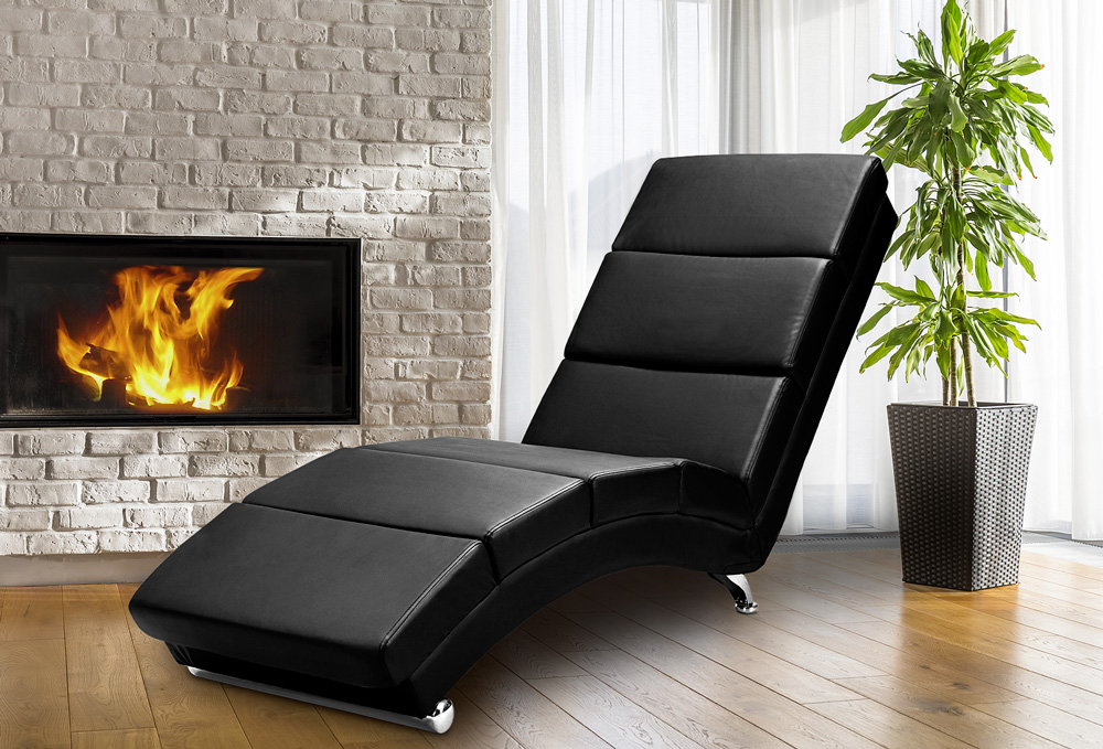 casaria relaxliege london chaiselounge liegesessel