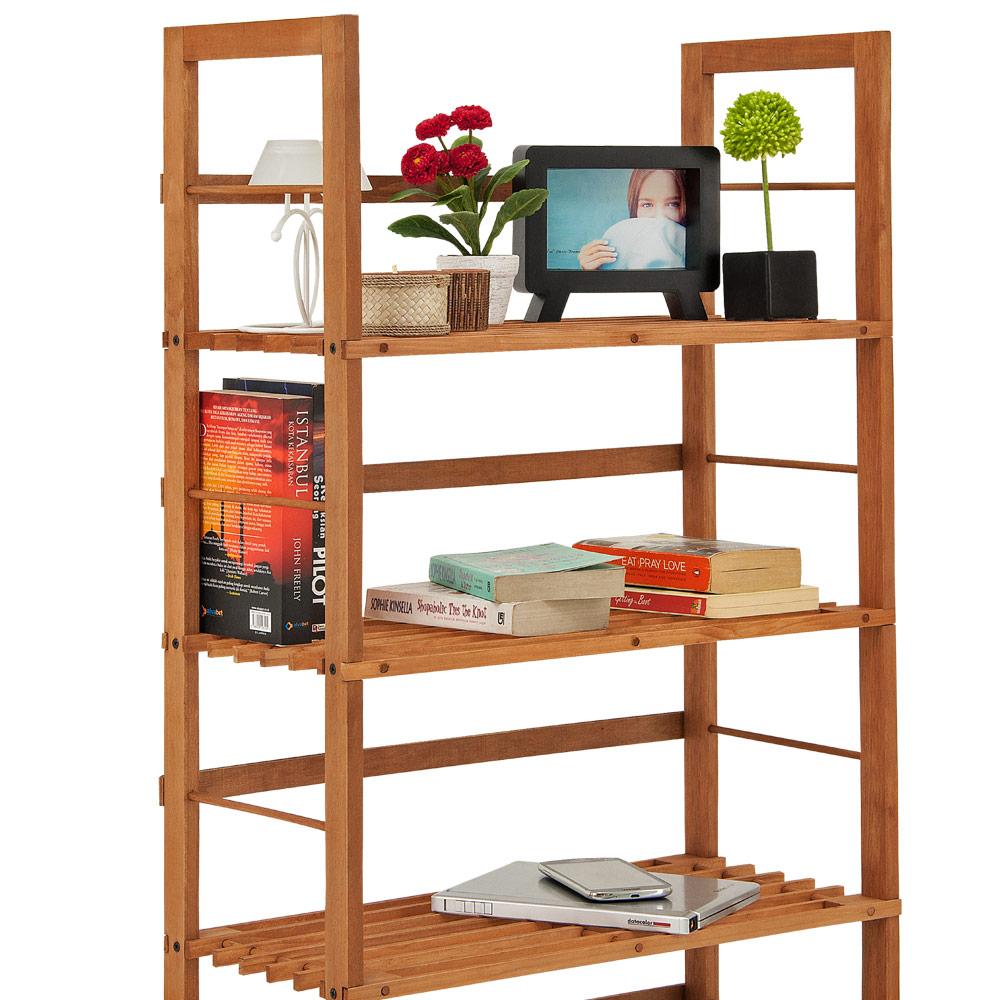 holzregal badregal wandregal standregal haushaltsregal. Black Bedroom Furniture Sets. Home Design Ideas