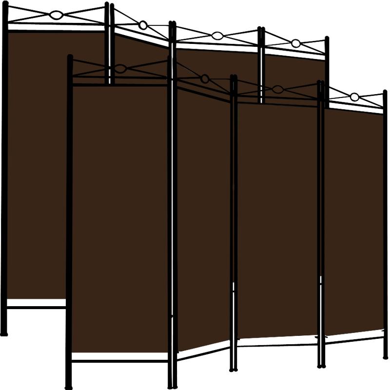 2x raumteiler trennwand paravent umkleide sichtschutz. Black Bedroom Furniture Sets. Home Design Ideas